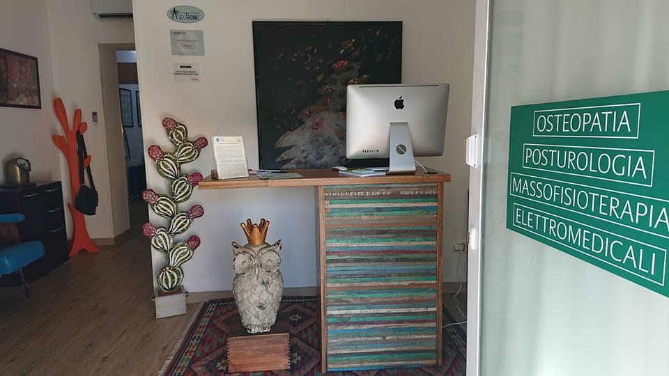 studio balance livorno - ingresso