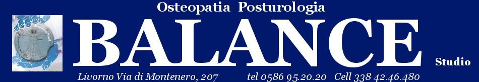 osteopatia livorno posturologia livorno balance livorno
